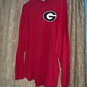 Tops - UGA Long Sleeve T-Shirt